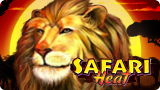 Автомат Сафари играть (Safari Heat)